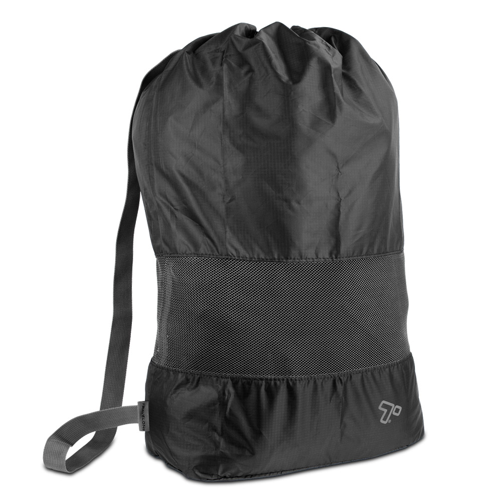 Travelon Lightweight Laundry Bag (Black)